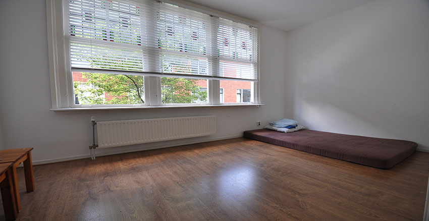 Nice room for rent on the Kempenaerstraat in Rotterdam Noord.