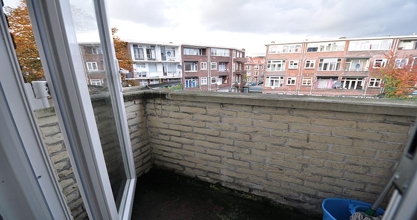 Appartement met drie kamers te huur aangeboden aan de for Te huur rotterdam zuid
