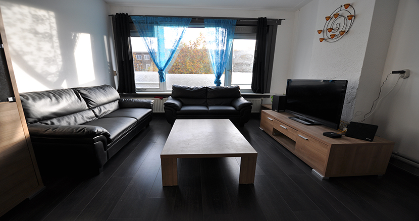Appartement met drie kamers te huur aangeboden aan de Pleinweg te Rotterdam Zuid.