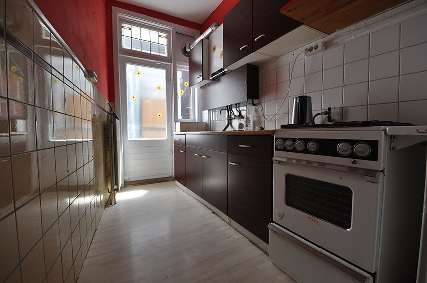 Three room apartment for rent on the Gouwstraat in Rotterdam Zuid.