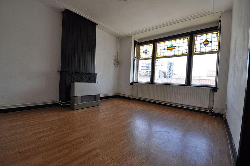 Five room house for rent on the Frederikstraat in Rotterdam Crooswijk.