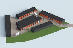 for rent self storage rotterdam